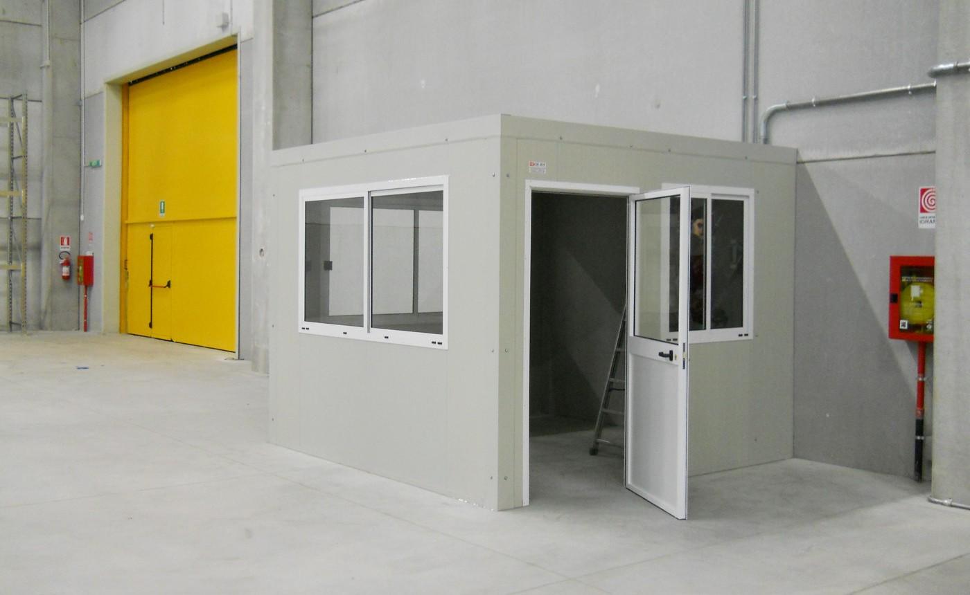 Box ufficio - Edilbox- Forlì Cesena - Rimini - Faenza - Ravenna - Imola