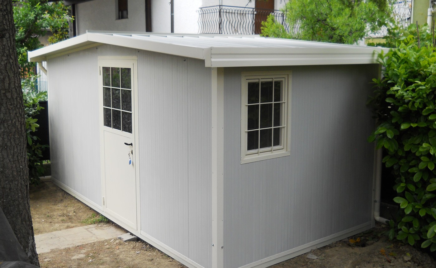 Casette da giardino - Casette da giardino in alluminio ...