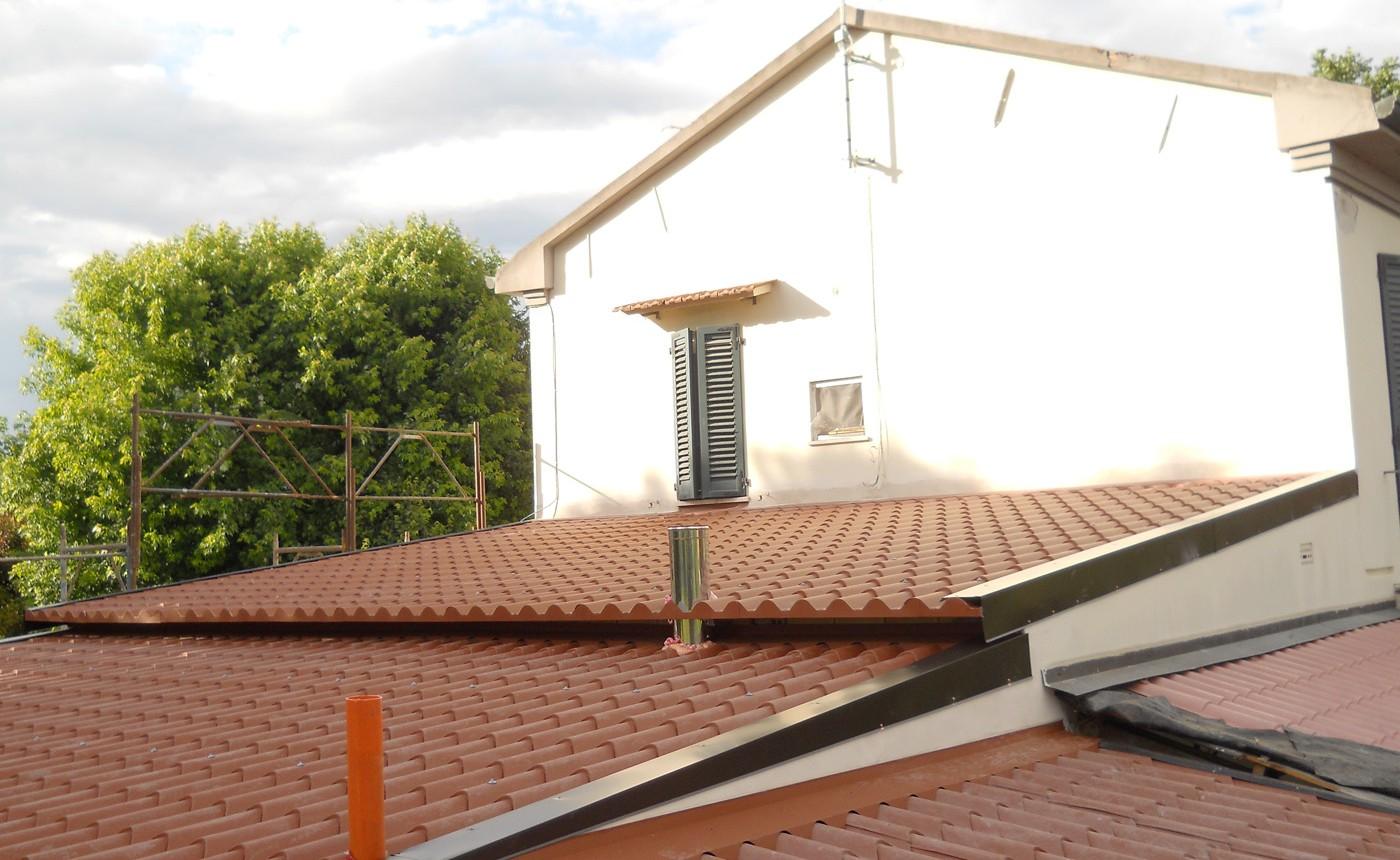 coperture coibentate e finto coppo - copertura abitazione - Edilbox- Forlì Cesena - Rimini - Faenza - Ravenna - Imola