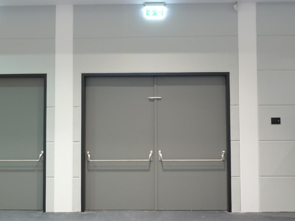 porte e portoni tagliafuoco - Edilbox snc - Forlì Cesena - Rimini - Ravenna - Faenza - Imola