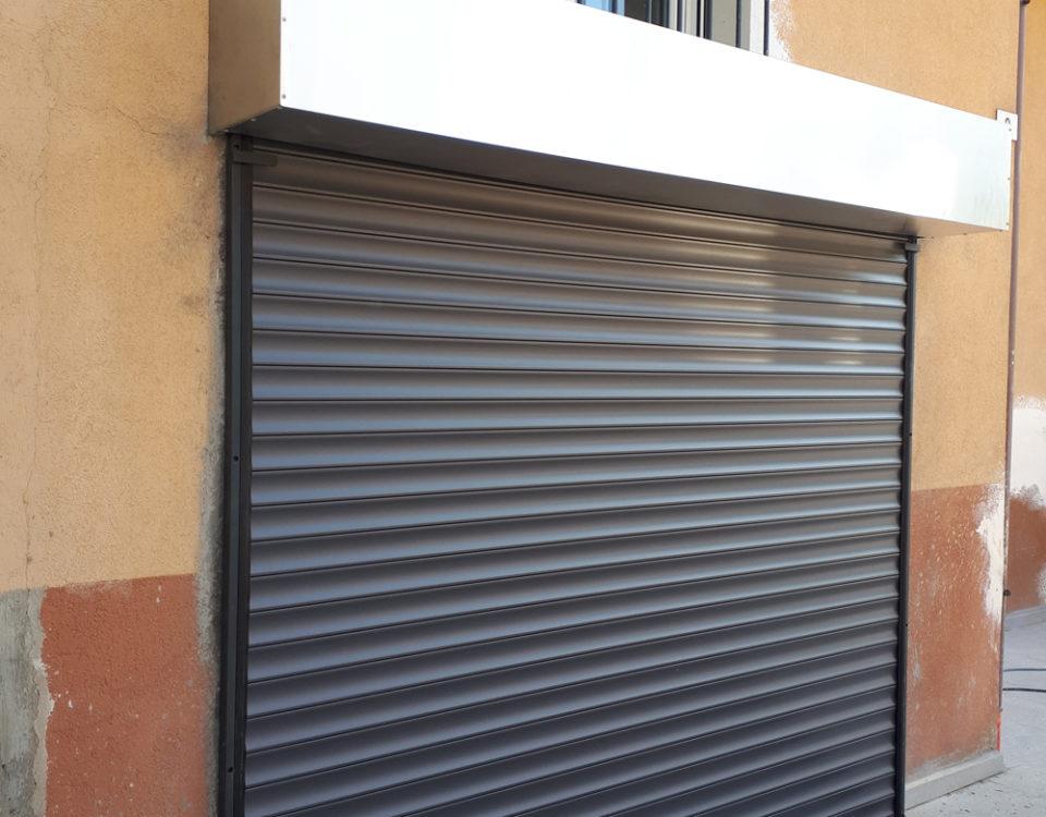serranda avvolgibile motorizzata - Edilbox snc - Forlì Cesena - Rimini - Ravenna - Faenza - Imola